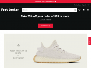 photo about Foot Locker Printable Coupon referred to as Foot Locker Coupon Promo Codes Upon September 2019 - Coupon Deer