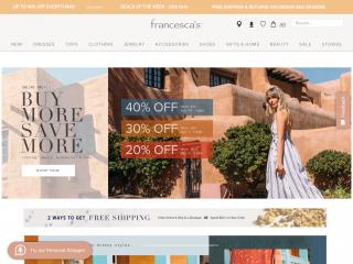 francescas.com