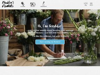 freddiesflowers.com