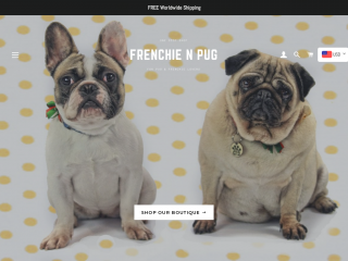 frenchienpug.com