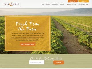 fullcircle.com screenshot