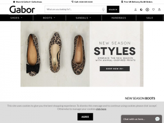 gaborshoes.co.uk