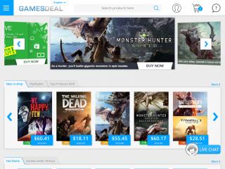 gamesdeal.com screenshot
