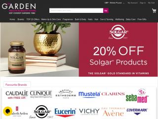 garden.co.uk screenshot