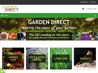 gardendirect.co.uk screenshot