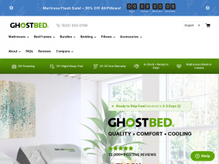 ghostbed.ca