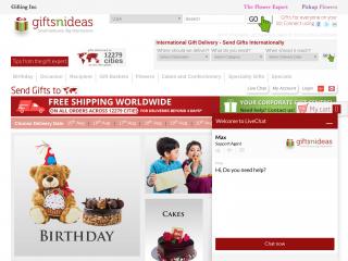 giftsnideas.com screenshot