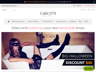 girottishoes.com