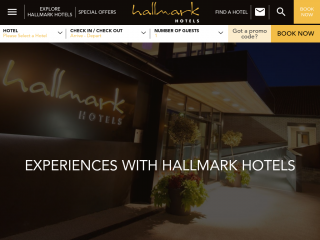 hallmarkhotels.co.uk screenshot