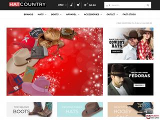 hatcountry.com screenshot