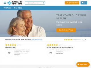 healthtestingcenters.com
