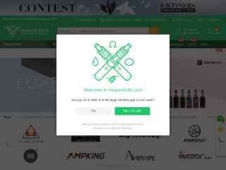 heavengifts.com screenshot