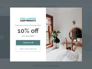 hollandersleepproducts.com
