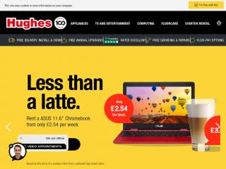 hughesrental.co.uk