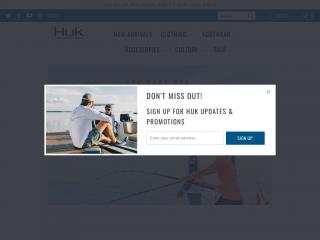 hukgear.com screenshot