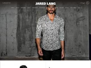 jaredlangcollection.com screenshot