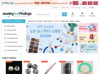 jewelryandfindings.com