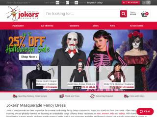 joke.co.uk screenshot