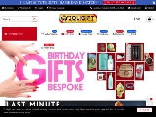 joligift.uk screenshot
