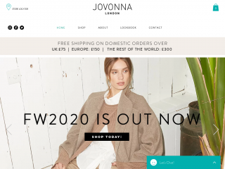 jovonnalondon.com