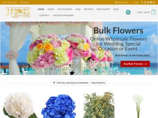 jrroses.com screenshot