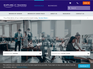 kaplanittraining.com