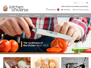 kitchen-universe.com screenshot