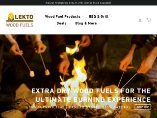 lektowoodfuels.co.uk screenshot