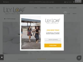 lilyandloafinternational.com