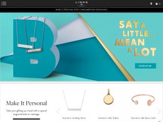 linksoflondon.com screenshot
