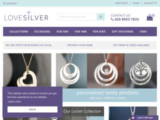 lovesilver.com