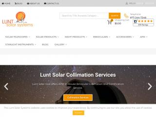 luntsolarsystems.com