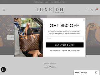 luxedh.com