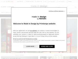 madeindesign.co.uk screenshot