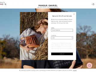 mansurgavriel.com