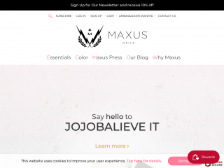 maxusnails.com