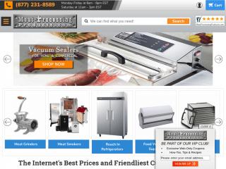 meatprocessingproducts.com screenshot