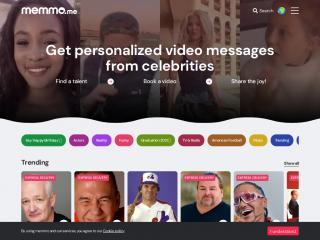 memmo.me screenshot