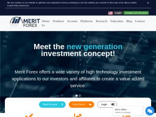 meritforex.com
