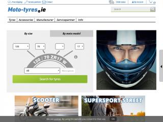 moto-tyres.ie screenshot