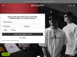 mrsimple.com.au