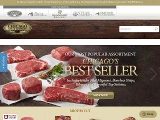 mychicagosteak.com screenshot