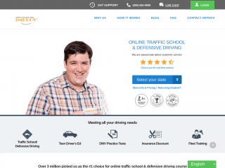improv drivers ed promo code