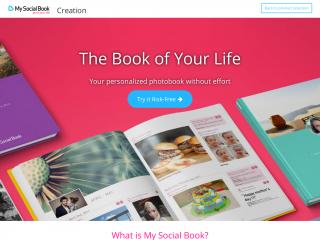 mysocialbook.com screenshot