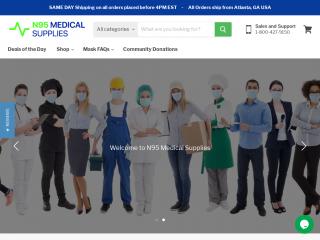 n95medicalsupplies.com