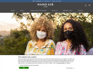 nanoairmask.com