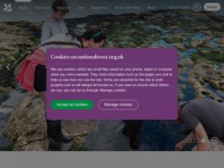 nationaltrust.org.uk screenshot