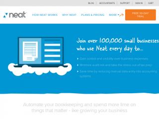 neat.com screenshot