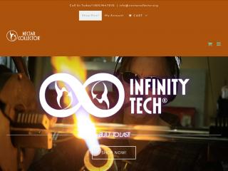 nectarcollector.org screenshot