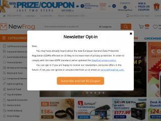 newfrog.com screenshot